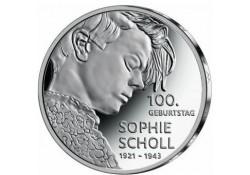 Duitsland 2021 D 20 euro...