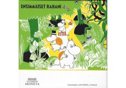 Bu set Finland 2021 'Moomin'