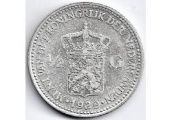 Nederland 1929b ½ Gulden...