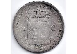 Nederland 1864 ½ Gulden...