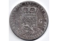 Nederland 1863 ½ Gulden...