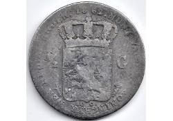 Nederland 1862 ½ Gulden...