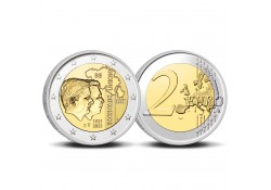 2 Euro België 2021 '100 jaar Belgisch Luxemburgse Ec. Unie' Unc