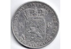 Nederland 1848/7 ½ Gulden...