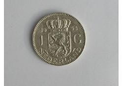 1 Gulden 1955 ZF+