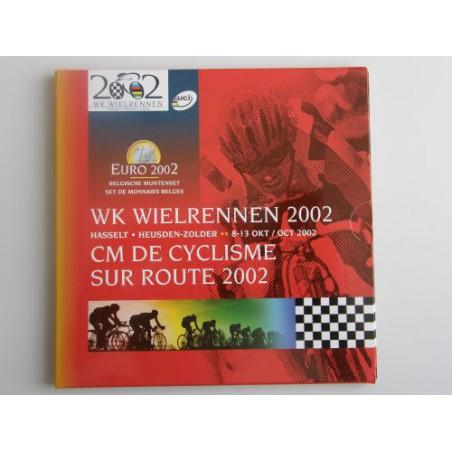 Bu set België 2002 WK Wielrennen 2002
