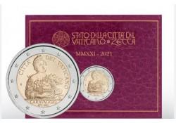 2 euro Vaticaan 2021...