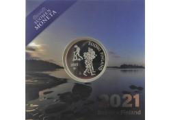 Finland 2021 20 Euro '100...