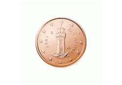 1 Cent San Marino 2006 UNC