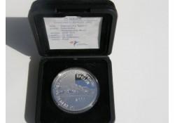 25 Gulden NA 2000 Olympische spelen Incl dsje & cert.
