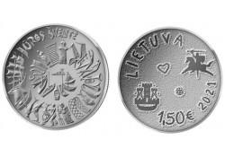 Litouwen 2021 1½ euro...