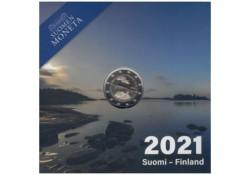 2 Euro Finland 2021 'Aland...