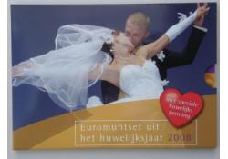 Huwelijksset 2008 Met penning