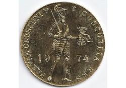 Nederland 1974 Gouden...