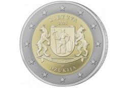 2 Euro Litouwen 2021...