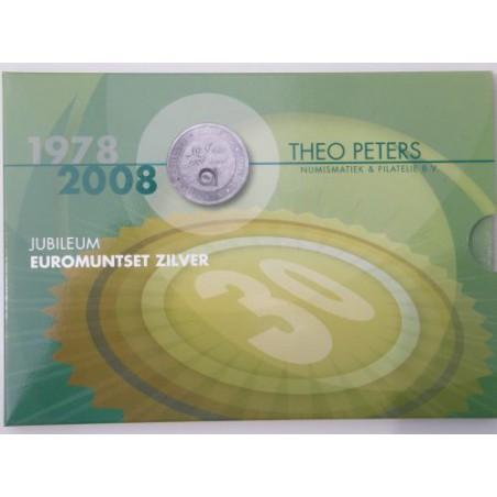 Nederland 2008 (40) Jubileumset 30 jaar Theo Peters Zilver Oplag