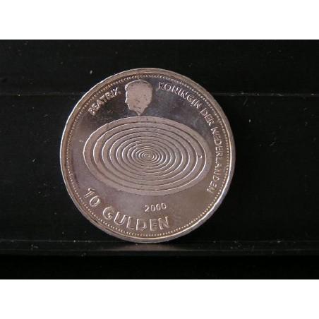10 Gulden 1999 Millenium UNC