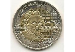 Penning 1997, 10 Euro Pieter Cornelisz Hooft