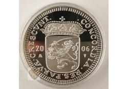 Zilveren Dukaat Proof 2006