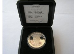 10 Gulden 1997 Marshall Proof
