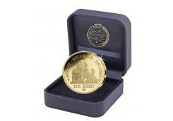 België 2021 12½ euro 'Antwerpen Diamantstad' Goud Voorverkoop*