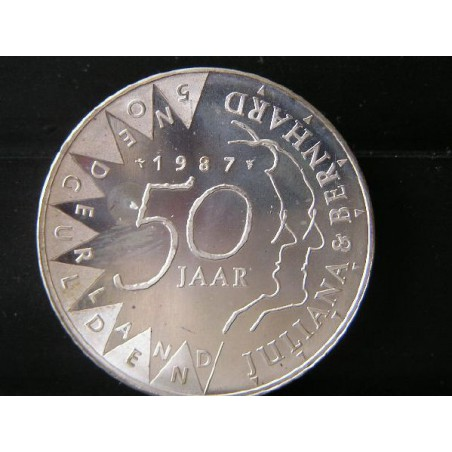 50 Gulden 1987 Juliana & Bernhard UNC