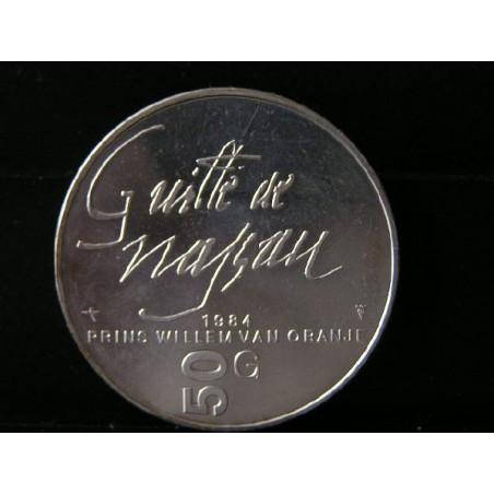 50 Gulden 1984 Guille de Nassau UNC