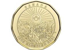Canada 2021 1 Dollar...