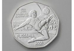 5 Euro Oostenrijk 2008, Fussball Bern etc.