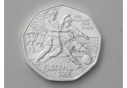 5 Euro Oostenrijk 2008, Fussball Wien etc.