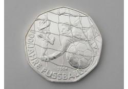 5 Euro Oostenrijk 2004, 100 Jahre Fussball