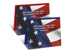 Uncirculated Coin Set 2021...