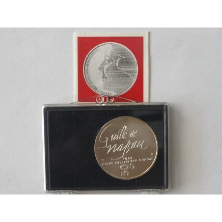 50 Gulden 1984 Guille de Nassau FDC