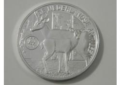 25 Gulden NA 1998 Wereld Natuur Fonds Incl Dsje & cert.