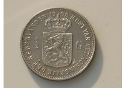 ½ Gulden 1908 UNC-