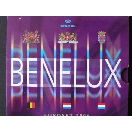 Nederland 2006 Beneluxset