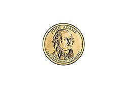 KM 402 U.S.A. 2th President Dollar 2007 P John Adams