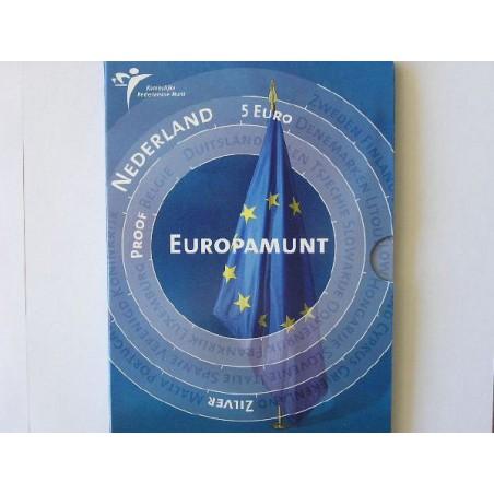 Nederland 2004 5 euro Europa Munt Proof