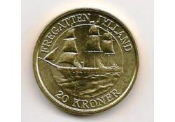 KM 920 Denemarken 20 Kroner 2007 Unc