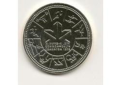 Km 121 Canada 1 Dollar 1978 FDC