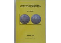 Catalogus voor Ned. Betaal-& Reclamepenningen