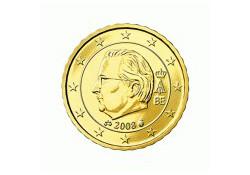 10 Cent België 2008 UNC