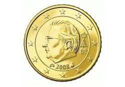 50 Cent België 2008 UNC