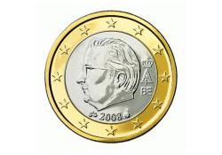 1 Euro België 2008 UNC