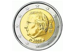 2 Euro België 2008 UNC