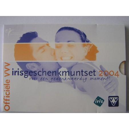 Nederland 2004 (21) VVV-Irisgeschenkmuntset