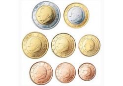 Serie België 2001 UNC