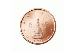 2 Cent Italië 2009 UNC