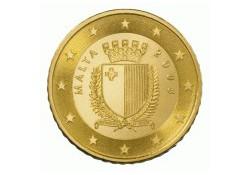 50 Cent Malta 2008 UNC