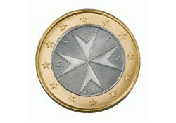 1 Euro Malta 2008 UNC